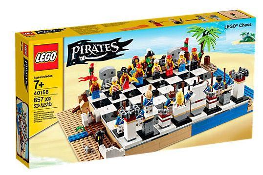 Lego Piraten Schachspiel für 30,99€ (statt 65€)