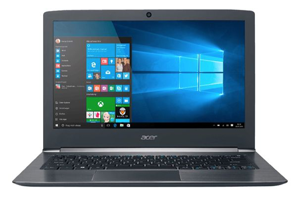 Acer Aspire S 13   13,3 Zoll Full HD Notebook mit i7 Skylake + 256GB SSD + Win 10 für 789€ (statt 999€)