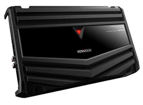 Kenwood KAC 6406 4 Kanal Endstufe (500 Watt) für 48,32€ (statt 75€)
