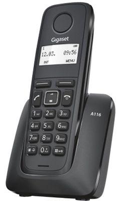 Gigaset A116 schnurloses Telefon für 5€ (statt 20€)