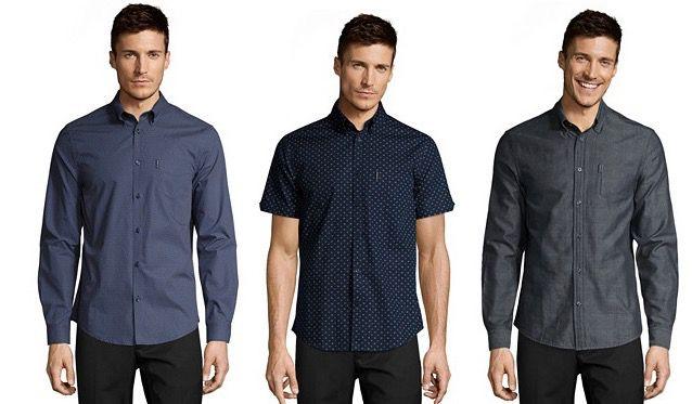 Ben Sherman Sale bei vente privee   z.B. Hemden ab 35€ oder Polos ab 31€