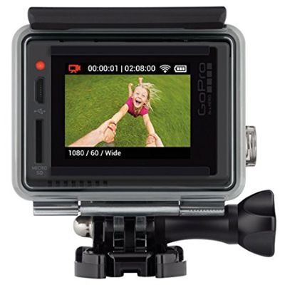 GoPro HERO+ mit LCD Touchdisplay für 88€ (statt 180€)   refurbished!