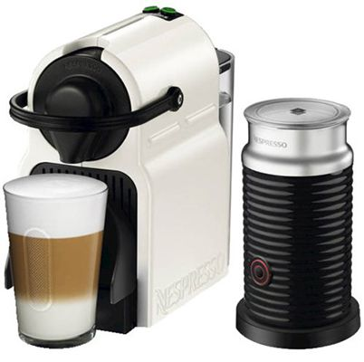 Krups XN1011 Inissia Nespresso + Milchaufschäumer für 66€ (statt 120€) + 40€ Nespresso Club Guthaben