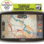 TomTom GO 5000 M Europa XXL HD-Traffic + Free Lifetime 3D Map (refurb.) für 169,90€ (statt neu 235€)