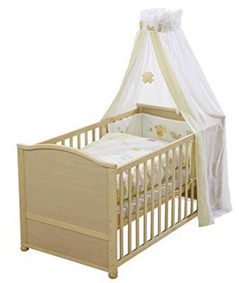 Roba Kombi Kinderbettset Lukas für 113,99€ (statt 230€)