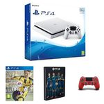 Weiße PS4 slim Bundle für je 299€ bei Amazon UK – z.B. mit Fifa 17 + 2. Controller (statt 400€)