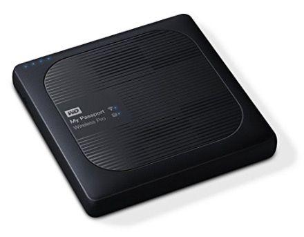 WD My Passport Wireless Pro 2TB Festplatte für 160,99€ (statt 197€)