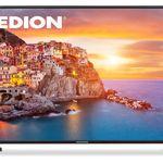 Medion P18090 – 55 Zoll UHD Fernseher mit Triple-Tuner + DVB-T2 für 444,44€ (statt 503€)