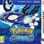 Pokemon Alpha Saphir (3DS) für 26,45€ (statt 34€)