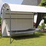 Schnell? Leco Pavillon Entspannungsoase für 148,75€ (statt 329€)