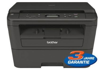 Brother DCP L2520DW Laser Multifunktionsdrucker mit WLAN für 118,70€ (statt 135€)