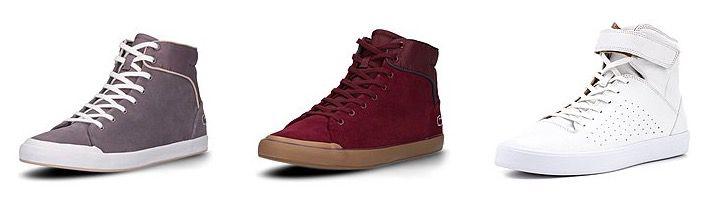 Lacoste Sneaker & Boots bei brands4friends   z.B. Aceline Sneaker für 77€ (statt 84€)