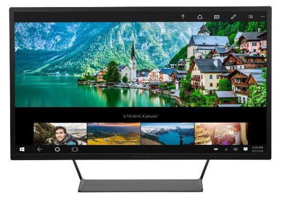 HP Pavilion 32   32 Zoll Monitor mit QHD Auflösung für 269€ (statt 340€)