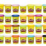 36er Pack Play-Doh Knet-Dosen Megapack für 22,94€ (statt 35€)