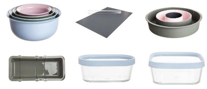 stelton Küchen Accessoires in der Zalando Lounge   z.B. 4er Set Schüsseln ab 13€