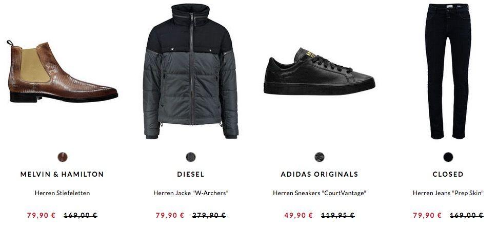 Bis zu 80% Rabatt im engelhorn Sale (günstig Hilfiger & Co.)   TOP!