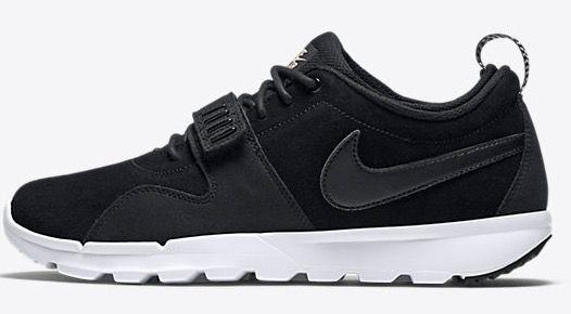Nike SB Trainerendor Leder Sneaker für 47,49€ (statt 61€)
