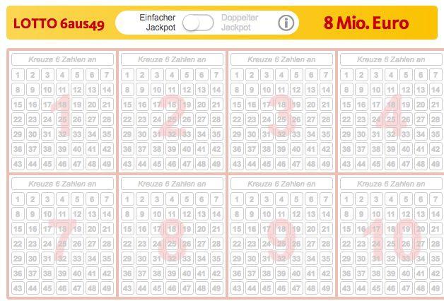 Bildschirmfoto 2017 02 23 um 14.08.11 1 Lotto Tipp (8 Mio. Jackpot) + 10 Rubbellose + 1 Tipp Cash4Life für 1,49€ (statt 7,35€)   nur Neukunden!