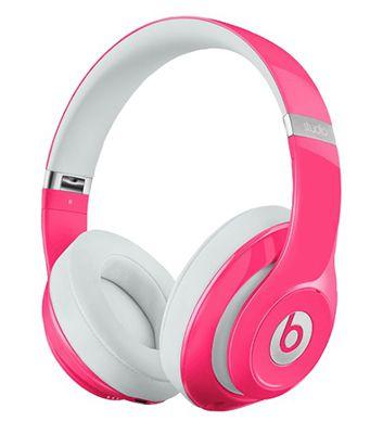 Beats By Dre Studio 2.0 Over Ear Kopfhörer in Pink für 99€ (statt 174€)