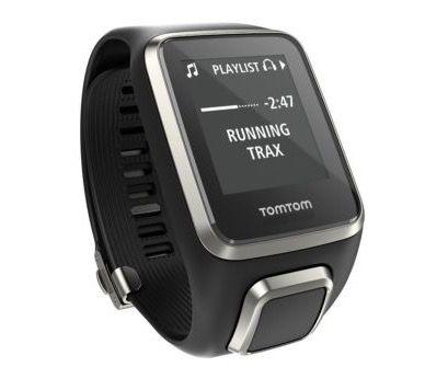 TomTom Spark Cardio + Music (Premium) Fitness Uhr mit GPS für 115,90€(statt 200€)
