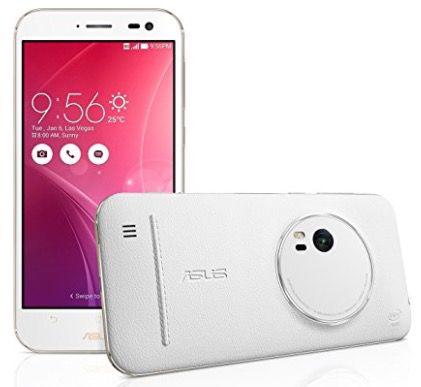 Asus Zenfone Zoom   5,5 Zoll Full HD Smartphone mit 64GB + 3x optischem Zoom für 151,52€ (statt 199€)