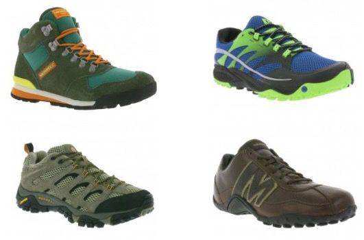 Merrell Outdoor Schuhe & Sneaker ab 19,99€   nur Restgrößen!