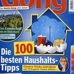"Jahresabo ""Gong"" effektiv nur 3,20€ (statt 109€)"