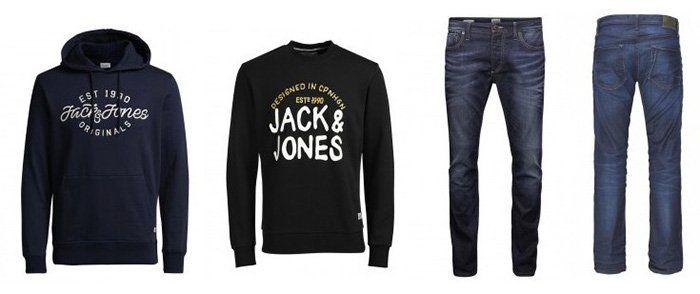 30% Extra Rabatt auf ALLES von Jack & Jones bei Jeans Direct
