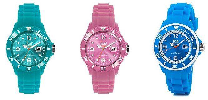 Ice Watch Uhren Sale bei brands4friends   z.B. Ice Watch Flower Small für 37€ (statt 63€)