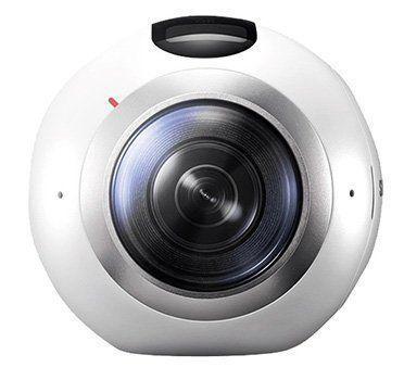 Samsung Gear 360 Actioncam für 99€ (statt 127€)