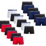 U.S. POLO ASSN. – 6 Herren Boxershorts für 27,99€