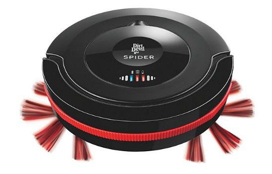 Dirt Devil M607 Spider   Saugroboter für 68,99€ (statt 83€)
