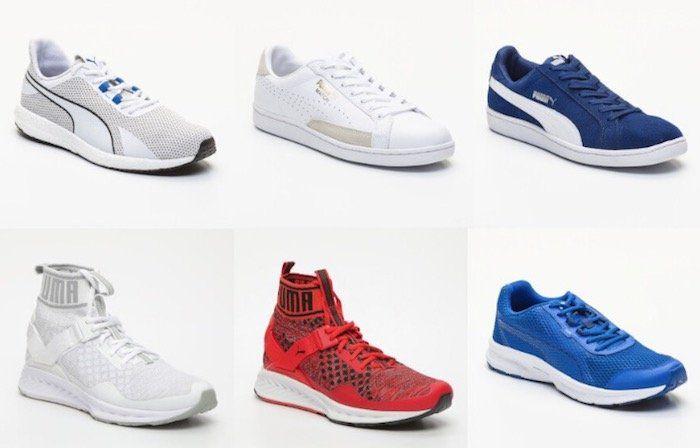 Großer Puma Sale bei vente privee   z.B. Puma Ignite evoKNIT Sneaker ab 55,90€ (statt 66€)