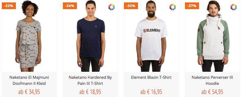 Blue Tomato Sale mit mindestens 50% Rabatt + keine Versandkosten   z.B. VANS Authentic Sneaker nur 29,95€ (statt 40€)