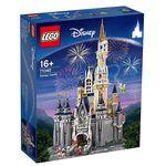 Ausverkauft! Lego Disney Schloss für 300€ (statt 333€)