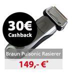 Comtech Comweek Deals – z.B. Braun Series 7 – 7790cc Pulsonic Herren Rasierer für eff. 119€