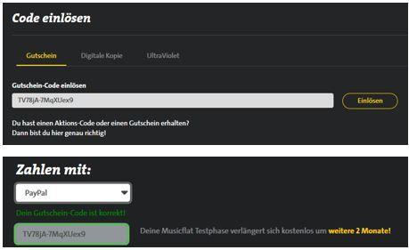 Code einlösen Kostenlos: JUKE Musikflat für 3 Monate gratis testen   und andere kostenlose Musik Dienste