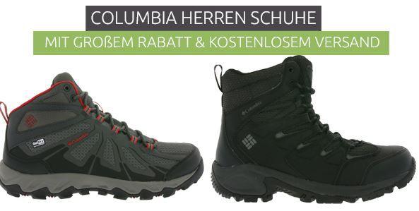 Columbia Herren Sale Columbia Herren Outdoor und Trailrunnig Schuhe ab 67,99€