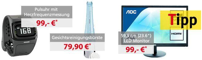 Comtech Tipp Comtech Comweek Deals – z.B. ASUS   Philips Sonicare EasyClean   2 Schallzahnbürsten statt 90€ für 79,90€