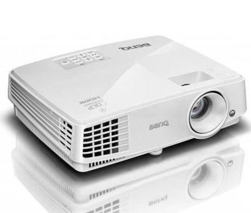 BenQ MS517H   3D DLP Beamer 800x600 SVGA für 249€ (statt 294€)