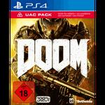 DOOM UAC Pack für PS4 für 14,99€ (statt 19€)