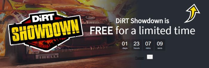Dirt Showdown (Steam Key) kostenlos