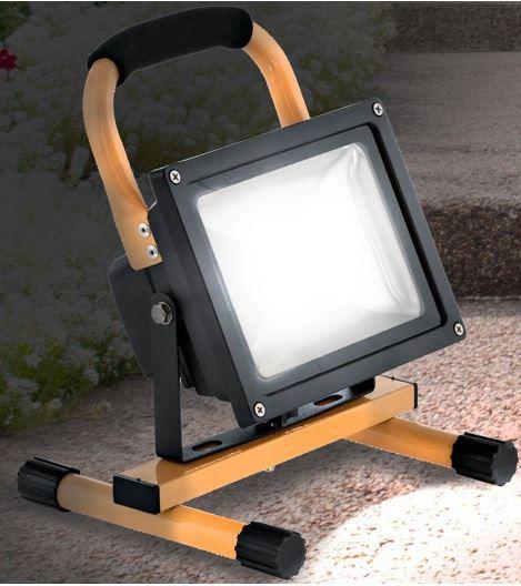 Eglo 20W LED Bau Strahler für nur 19,90€