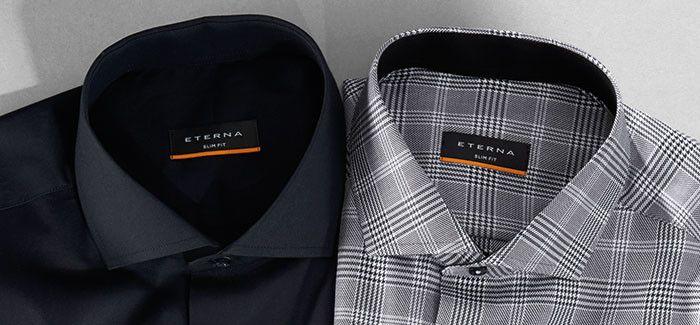 Eterna mit 15€ extra Rabatt ab 99€   günstige Marken Hemden und Blusen
