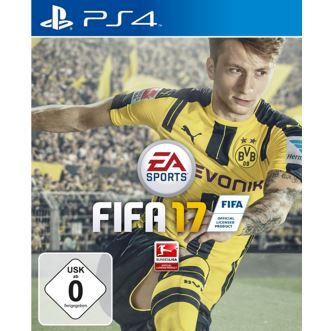 PlayStation 4 Game: EA Sports FIFA 17 statt 43€ für 35€