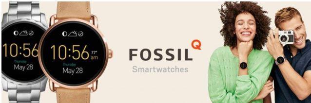 20% Rabatt auf ausgewählte Fossil und andere Uhren   günstige Smartwatches ...