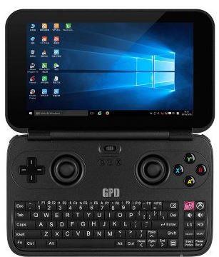 GPD WIN GamePad Tablet (1,6GHz, Intel Quadcore, 4GB Ram) für 274,69€