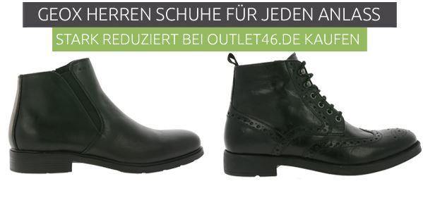 Geox Herren Schuhe Sale GEOX Herren Schuh Sale ab 49,99€