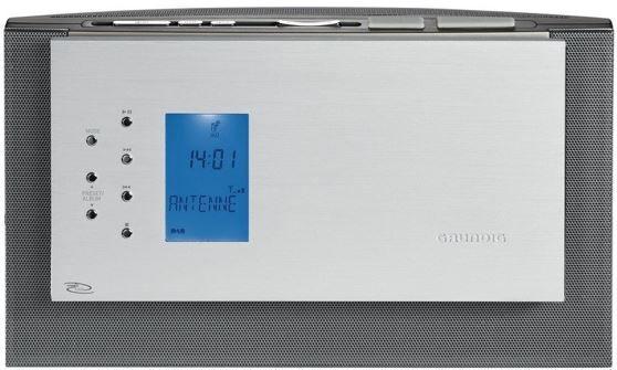 Grundig BT 1000 Ovation   Kompaktanlage mit CD DAB+ App Steuerung für 129€ (statt 147€)