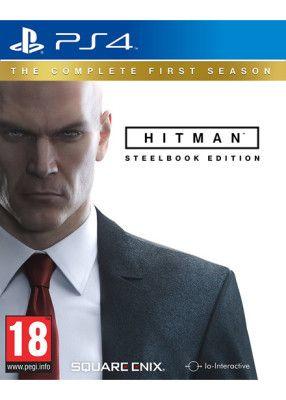 Hitman: Die komplette erste Season im Steelbook für PS4 für 24,99€ (statt 35€)